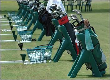 grass tee line